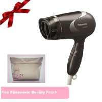 Jual Panasonic Hair Dryer EH ND13 Hitam Pengering Rambut FREE POUCH Murah
