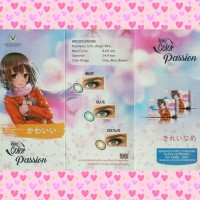 SOFTLENS LIVING COLOR SOFTLENSE LC PASSION NORMAL