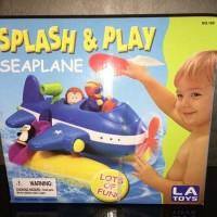 Jual La Toys - Splash & Play Seaplane Murah