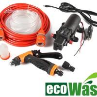 Jual Car Wash Pump kit 12V 75W 116PSI ( Completed Set ) Eco Wash Murah