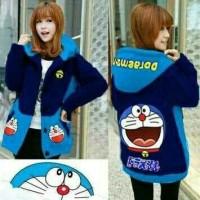 Jual 2017 | Jaket Dora Benhur Jaket Hoodie cewek Sweater Doraemon Murah