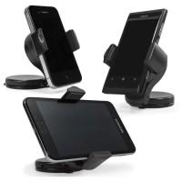 aksesoris hp untuk di mobil Car Holder for Mobile Phone - Tripod-2