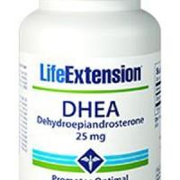 LIFE EXTENSION DHEA 25 MG 100 CAPS