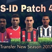 Pes 2013 New Season 201718 Patch 4
