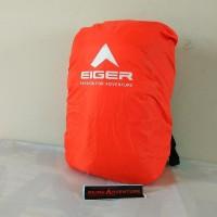 COVER BAG/RAIN COVER/SARUNG TAS EIGER 30 LITER ORI/ASLI MURAH