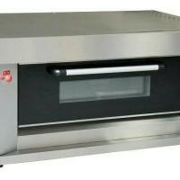 Oven Pizza Fomac POV-YFP10H 1 Deck- Garansi