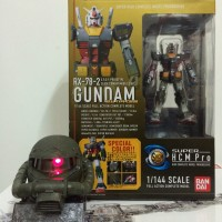 Super HCM Pro 1/144 MS-RX-78-2 Gundam RealType Color Scale Full Action