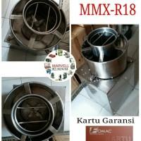 Mesin Penggiling dan Pengaduk Adonan Bakso Meat mixer R18 - Garansi