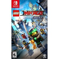 SWITCH LEGO NINJAGO MOVIE VIDEO GAME (ENGLISH)