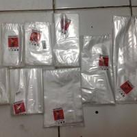 Plastik PP Wayang 50 x 75 - Plastik Laundry - Plastik Bening - Bag