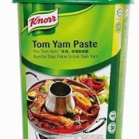 KNORR TOM YAM PASTE 1,5 KG / PASTA TOM YAM / BUMBU TOM YAM