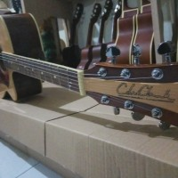 gitar akustik cole clark with equalizer and tunner COLE CLARK
