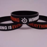 Gelang Steelseries Everything is Winning (Dota 2 / Gaming / Game)