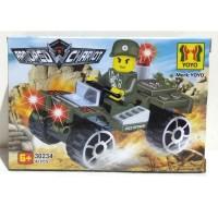 Lego mobil murah - Car Yoyo 3023 (model random)