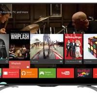 Android TV LED Sharp LC-60LE580X Garansi 3 tahun resmi