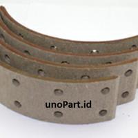 Harga brake lining kanvas rem mitsubishi ps 100 depan | Hargalu.com