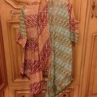 Baju Batik Blouse Wanita BT01