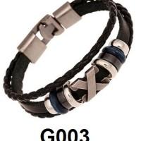Gelang Anyaman Manik X G003