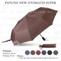 [FREE BUBBLE + DUS] Payung NEW OTOMATIS SUPER - BARU . Oto Buka Tutup