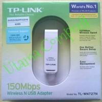 TPLINK TP LINK TP-LINK USB Wifi Wireless Receiver TL WN 727N TL WN727N