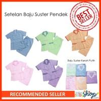 Setelan Baju Suster Pendek XL