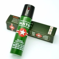 Gas Air Mata (Pepper Spray) 60ml, Alat Beladiri Semprotan Merica