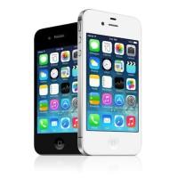 IPHONE 4S 16GB WHITE/BLACK GARANSI PLATINUM 1THN