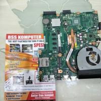 mainboard asus x450cc core i3 non vga