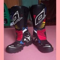 harga Promo Murah Sepatu Printing Trail Cross Motocross O'neal Tokopedia.com