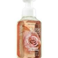 BATH & BODY WORKS BBW WARM VANILLA SUGAR G Foaming Hand Soap 259 ml