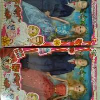 Mainan barbie sepasang