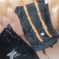 harga Tas Herschel Bagpack Sisa Satu Saja Super Premium Tokopedia.com