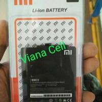 Baterai Batre Batere  Battery Xiaomi Mi4i Mi 4i Bm33 Bm 33 Original
