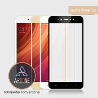 Xiaomi Redmi Note 5a | Color Tempered Glass Warna Full Screen