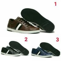harga Sepatu Sneaker Pria Sepatu Bally Strip Casual Tokopedia.com