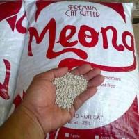 Pasir Wangi Gumpal Impor Premium MEONG 25 LITER