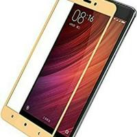 harga Hmc Xiaomi Redmi Note 5a Tempered Glass-2.5d Full Screen-lis Emas Tokopedia.com