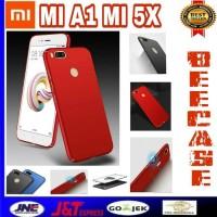 harga Case Xiaomi Mi A1 Mi 5x Hardcase Free Tempered Glass Tokopedia.com