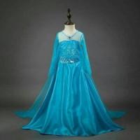 Jual Dress / Gaun / Kostum Ana Frozen 13 Murah