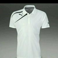 Kaos kerah baju Polo shirt Puma Tshirt