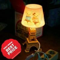 harga (best Price) Lampu Tidur Tudung Paris Bear Hello Kitty Doraemon Tokopedia.com