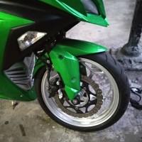 harga Spakbor Depan Kawasaki Ninja Fi Tokopedia.com