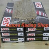 harga Rantai Sss Hsbt 428 - 130l - Cb150r Old - Cbr 150 R - Nmp - Vixion New Tokopedia.com