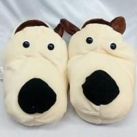 harga Sandal Boneka Sandal Rumah Sandal Tidur Dewasa Doggie Anjing Tokopedia.com