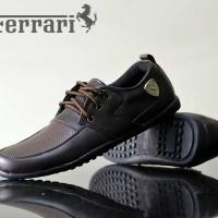 harga Sepatu Loafers Casual Formal Pria Ferrari King Fr007 Tokopedia.com