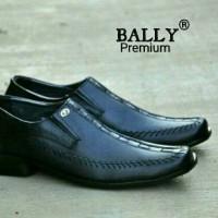 harga Sepatu Pantofel Pria Sepatu Bally Pantofel Premium Kulit Tokopedia.com