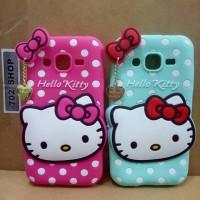 harga Case 3d Hello Kitty Samsung Galaxy J2 2015 / J200 Karakter Silikon 3d Tokopedia.com