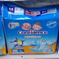 Confidence Adult Diapers L 15
