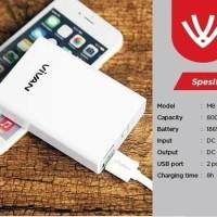 harga Powerbank Original Vivan 8000mah M8 Tokopedia.com