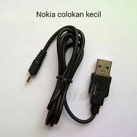 Kabel charger USB Nokia colokan kecil N70 E71 E63 6300 5130 2700 1280